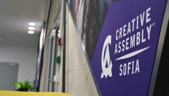 Creative Assembly Sofia
