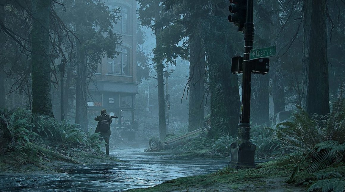 hunting-in-the-woods_the-last-of-us-2_naughty-dog