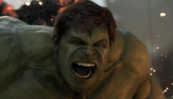 Marvels Avengers Hulk Main